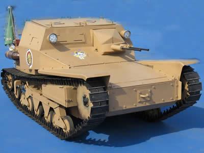 プラッツ「ガルパン戦車展示」