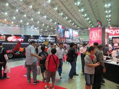 2013年の開催風景